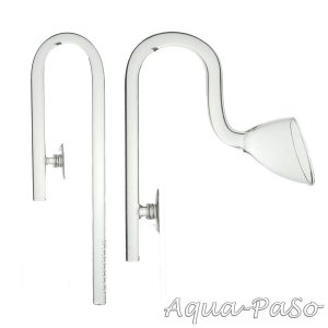 Aqua-Nova Filter Ein-Auslauf Set 12 16 mm