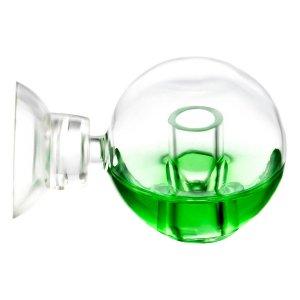 Q-Grow CO2 Ball Checker, Drop Checker, Aquascaping