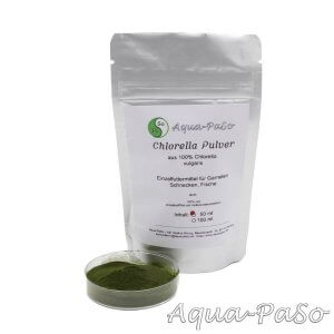 Aqua-PaSo Chlorella Pulver