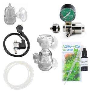 Aqua-Noa CO2 Set Einweg Mehrweg 200 Basic M