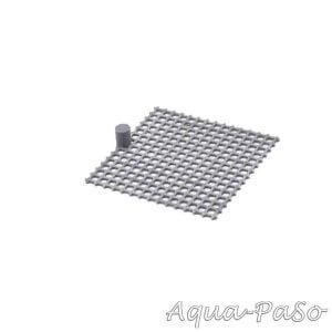 Aqua-PaSo Moosgitter 5x5cm ohne Saugnapf