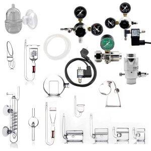 Aqua-PaSo CO2 Anlageset Konfigurator